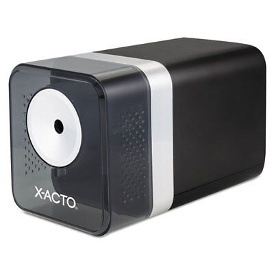 Power3 Office Electric Pencil Sharpener, Black