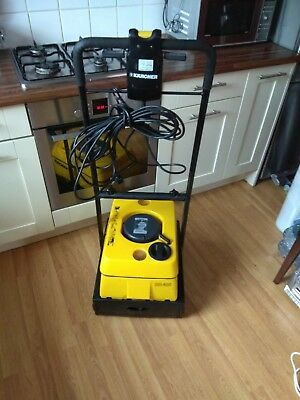 Karcher Br400 Industrial Hard Floor Scrubber Cleaner Drier