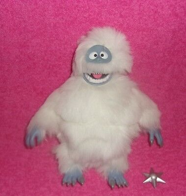 Misfit Toys Rudolph Abominable Snowman  Action Figure With Star Memory Lane 2002