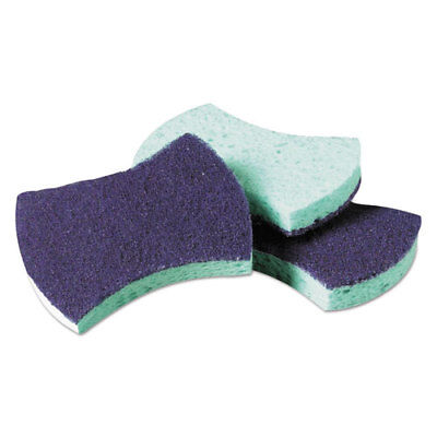 Power Sponge #3000, 2 4/5 x 4 1/2, Blue/Teal