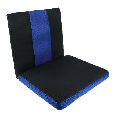 Sciatica Tailbone Bed Sores Pain Relieve Breathable Back Cushion Seat Chair
