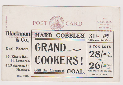 43 Kings Rd St Leonards - 41 Robertson St Hastings - Blackman & Co - Cookers