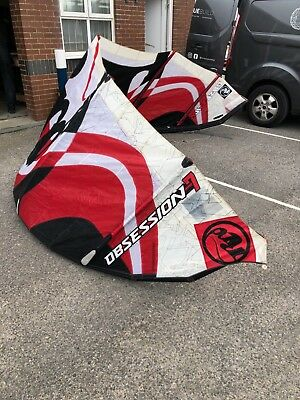 rrd kite quiver, 2013 obsession7 mtr,2013 9mtr 12m nobile 555 and rrd bar.