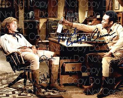 Blazing Saddles signed Wilder Little 8X10 photo picture poster autograph RP