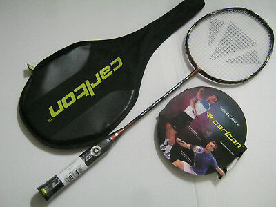 Carlton Powerblade 9910 Badminton Racket Head Heavy Power Play Big Smash 114405