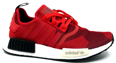 9a05ead28 ADIDAS NMD BURGUNDY Camo Boost Shoes size 8 Woman no box -  120.00 ...