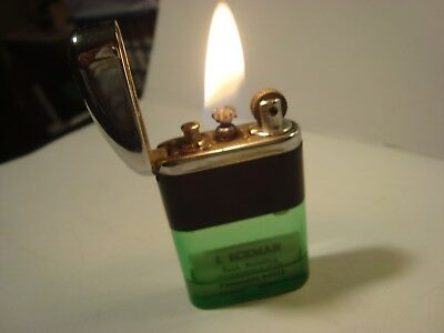 VINTAGE RITEPOINT VIEW LIGHTER  Late 1940's - Early 1950's-Pre-Scripto-Working-