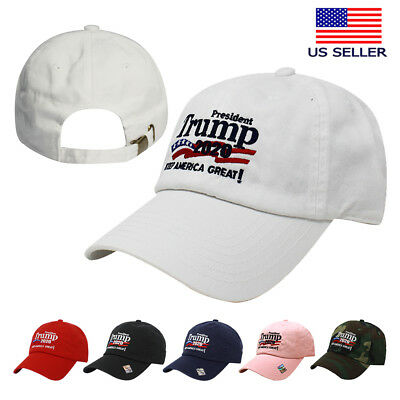9dcb6e31c CHOKOLIDS TRUMP 2020 Keep America Great Campaign Hat Embroidered in USA