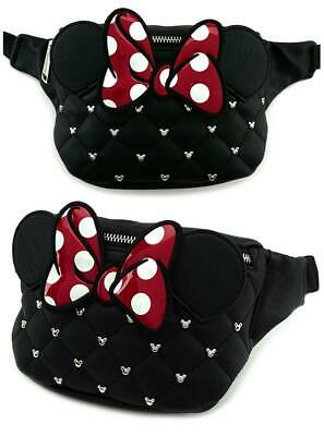 Fanny Pack - Disney - Minnie Mouse Ears New wdtb1325