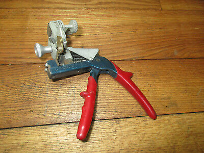 Curtis Locksmith Key cutter Tool 1960s Ford 1970s GM Dodge
