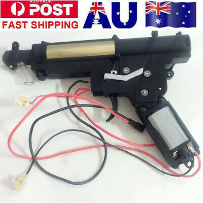 Nylon Gearbox for JinMing M4A1 SCAR V2 Gel Blaster Toy Gun Upgrade Modified AU