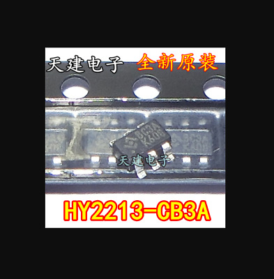 5PCS RT9711AGB High-Side Power Switches with Flag SOT236