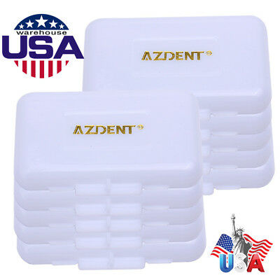 100 Packs AZDENT Dental Orthodontic Wax Original Scent For Braces Gum Irritation