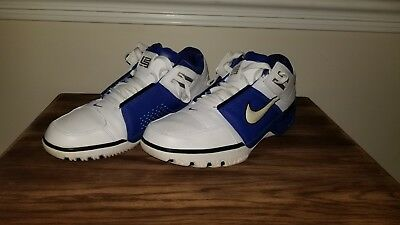 332a438f6c3d Nike Air Zoom Generation Low size 11.5  Excellent Condition from 2004