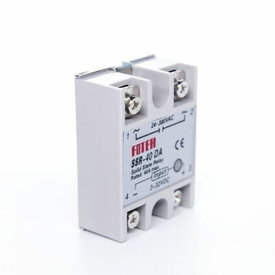 FOTEH Solid State Relay SSR-40DA 40A  Hot Sale DC-AC new good quality