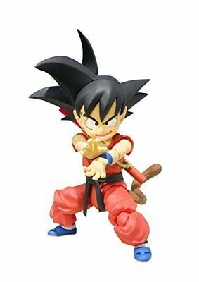 Bandai Tamashii Nations S.H. Figuarts Kid Goku Dragon Ball Action Figure Japan