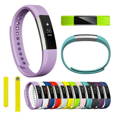 1 Pack Replacement Watch Band Wristband Wrist Strap for Fitbit Alta / HR