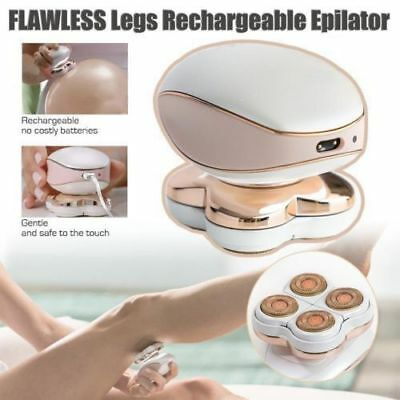 Finishing Touch Flawless Legs Women's Wet Dry Hair Removal Beaty Tool