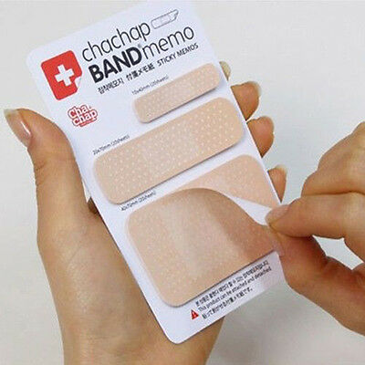 Creative Bandage Sticker point Note Bookmark Marker Memo Flag Sticky Notes