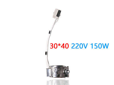 220V 150W Heating Element Band Heater For Plastic Injection Machine 30x40mm USA