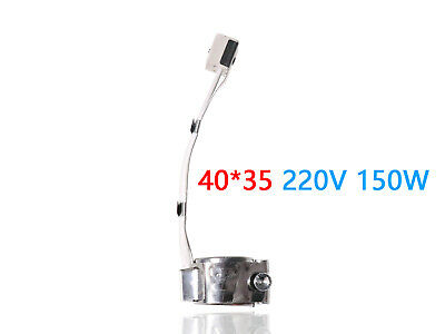 220V 150W Heating Element Band Heater For Plastic Injection Machine 40x35mm USA