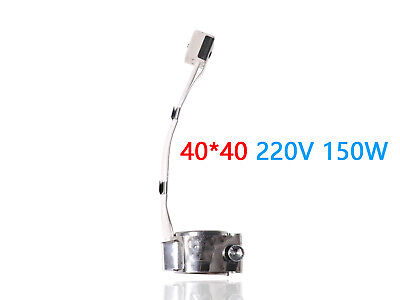 220V 150W Heating Element Band Heater For Plastic Injection Machine 40x40mm USA