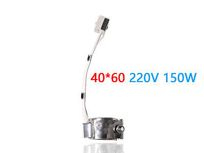 220V 150W Heating Element Band Heater For Plastic Injection Machine 40x60mm USA