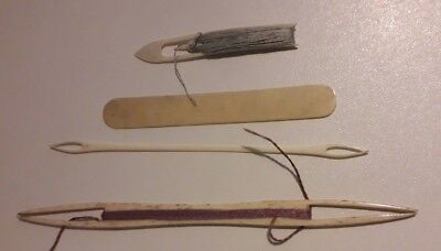 Four Vintage / Antique Sewing Tools