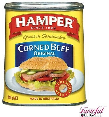 Hamper Corn Beef 340g