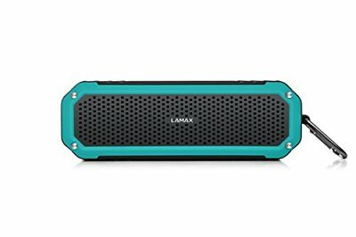 LAMAX BEAT Sentinel SE-1 Mobiler Bluetooth Outdoor Speaker Lautsprecher mit U...
