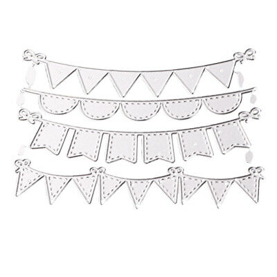 Lace Metal Cutting Dies Stencil for Scrapbooking Cards Embossing Album Craft