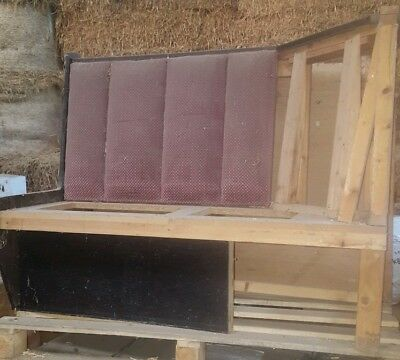 Pub, bar, resturant seating furniture . Fabric and leather. Various