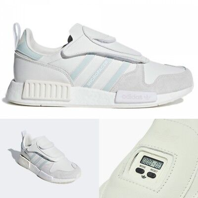 5f7ac9b30f466 ADIDAS R1 X Micropacer White Size 7 8 9 10 11 12 13 Mens Shoes ...