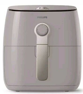 PHILIPS Viva Collection Airfryer HD9621/80 Heißluft Fritteuse 1425W Beige