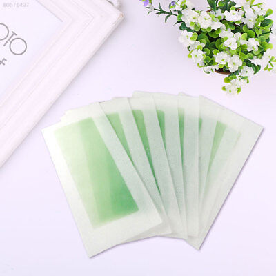 7D62 Professional Quality Wax Strips Beauty Double Sided Sheet Hair Removal Shee