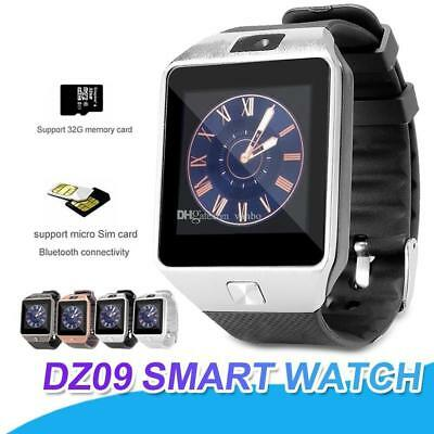 Smartwatch Dz09 Orologio Telefono Cellulare Bluetooth Sim Card Micro Sd Phone Ds
