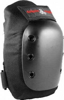 Triple 8 Kp-Pro Knee Pad [Large] Black. Free Shipping