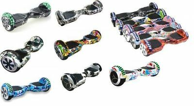 Hoverboard 10 Pollici Luci Led E Bluetooth Speaker Scooter Overboard Fantasy