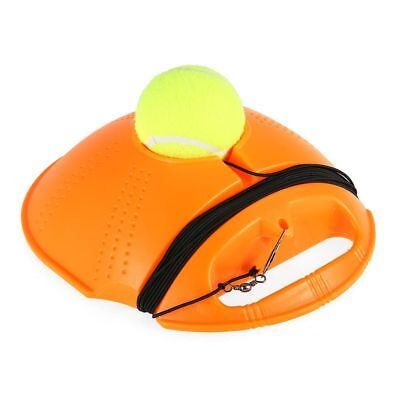Trainer Tennis Ball Practice Baseboard Tool Exercise Rebound Ball With String