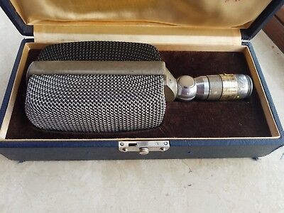 AKG D36 rare vintage microphone with S36 pattern selector