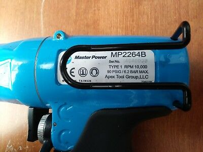 """MASTER POWER MP2265B 3//8/"""" IMPACT WRENCH 10,000 RPM 111 FT-LB"""