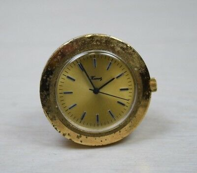 Antique Russian Military KAMAZ КАМАЗ Truck Cabin Clock Mechanical Watch Vehicle