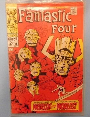 Marvel Comics Group Fantastic Four #75 9.0 VF/NM