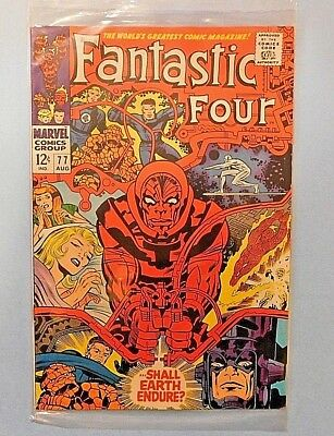 Fantastic Four #77 9.0 VF/NM