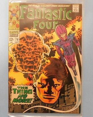 Fantastic Four #78 9.0 VF/NM
