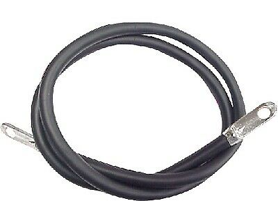 Sierra International BC88533 2 Black Marine 4 Gauge Battery Cable