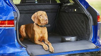 Quilted Boot Liner For Jaguar E-Pace E Pace 2017 On Mesh Dog Guard