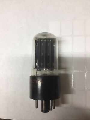 Pair of 6W4GT tubes, used tested