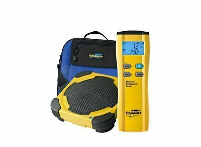Fieldpiece SRS3 Wireless Refrigerant Scale with Padded Case 0-252 lbs