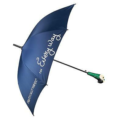 Official Disney Mary Poppins Parrot Handle Practically Perfect Umbrella Brolly
